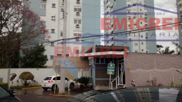 EMICREI VENDE - Apartamento 2 dormitórios, sacada e vista panorâmica. Cond Morada do Bosque, São Leopoldo