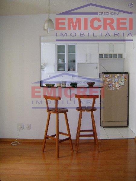 apartamento 2 dormitórios, ampla sala 2 ambientes com sacada, banheiro e cozinha com área de serviço.9º...