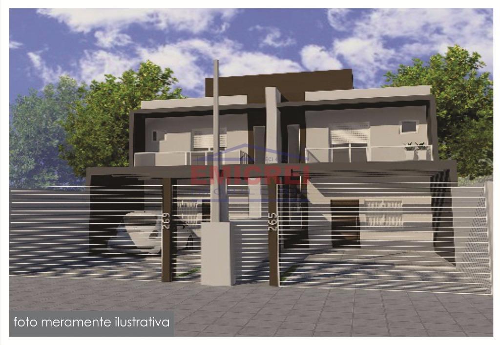 Casa residencial à venda, Jardim América, São Leopoldo - CA1461.
