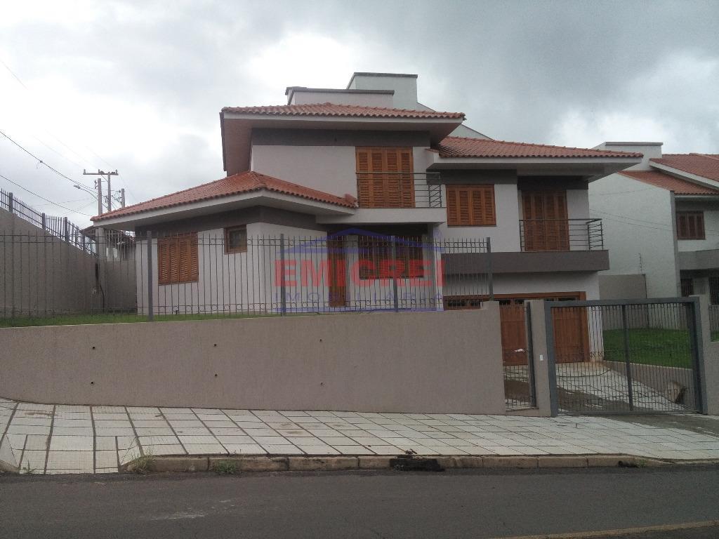 fina residência no bairro campestre em são leopoldo, com três dormitórios (sendo uma suíte), sala dois...
