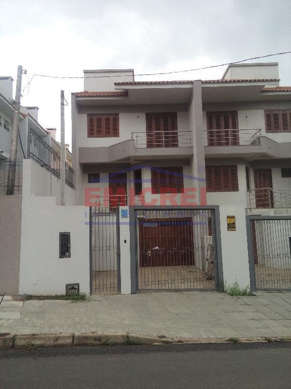 Sobrado residencial à venda, Campestre, São Leopoldo.