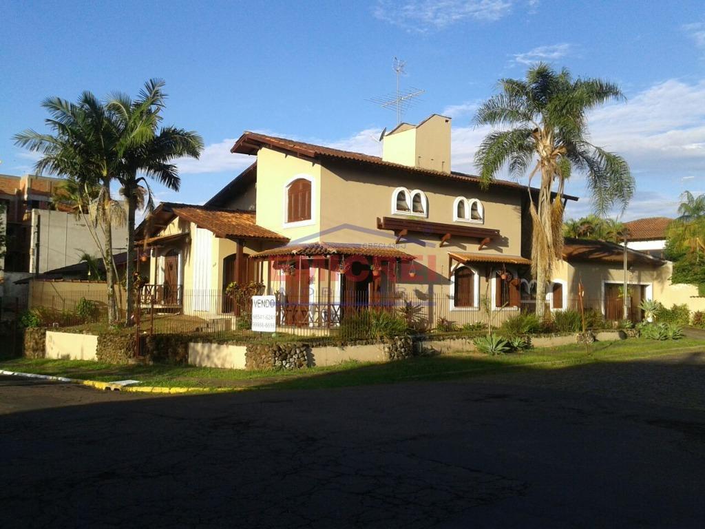 Sobrado residencial à venda, São José, São Leopoldo.