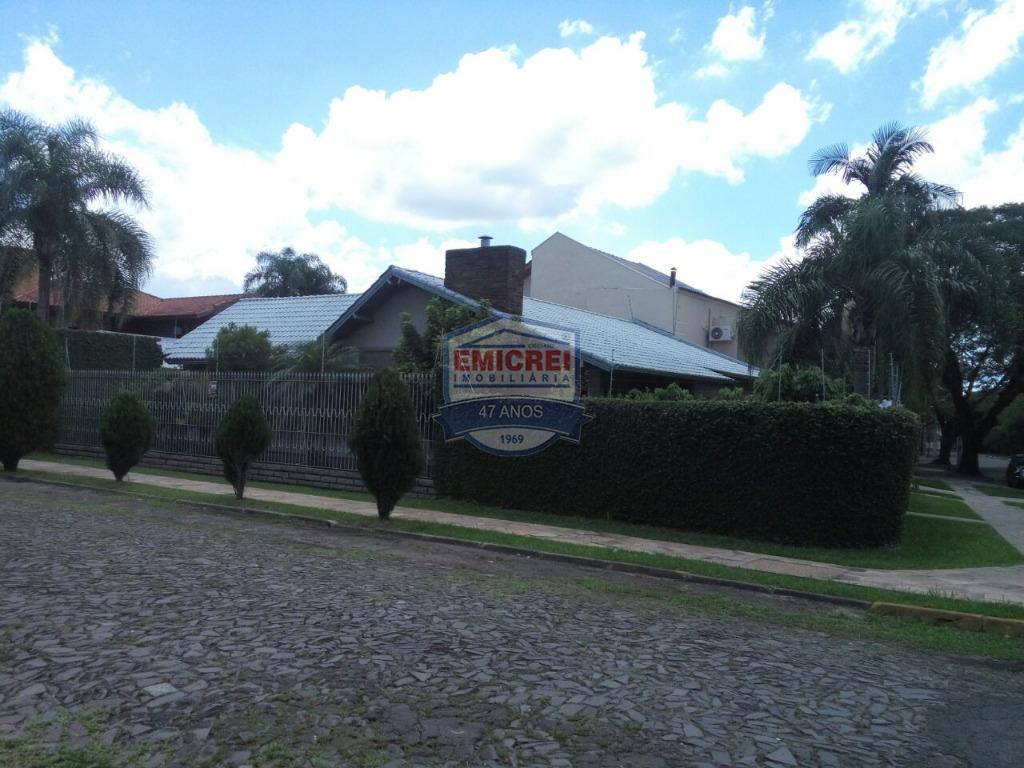 Casa residencial à venda, Cristo Rei, São Leopoldo.