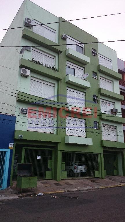 Kitnet residencial para locação, Centro, São Leopoldo.