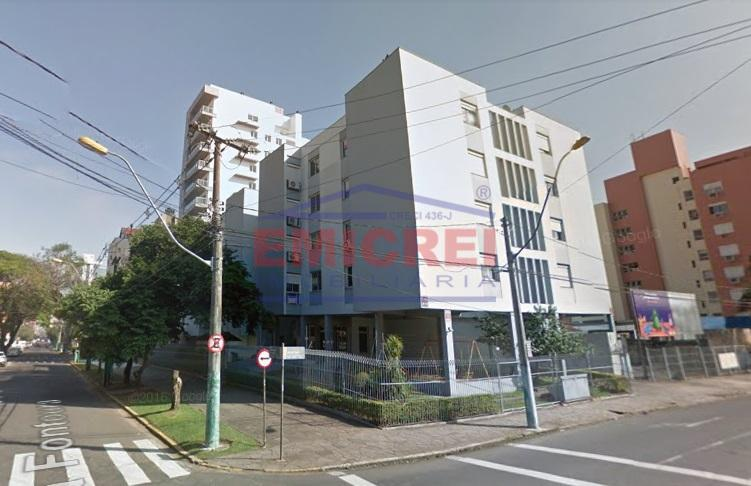 Belo apartamento 1 dormitório, reformado semi-mobiliado no centro de São Leopoldo