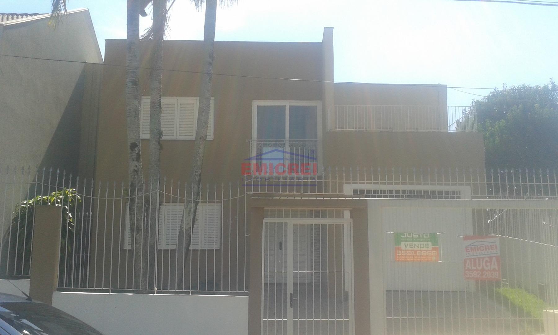 Casa residencial para venda e locação, Santo André, São Leopoldo - CA1615.