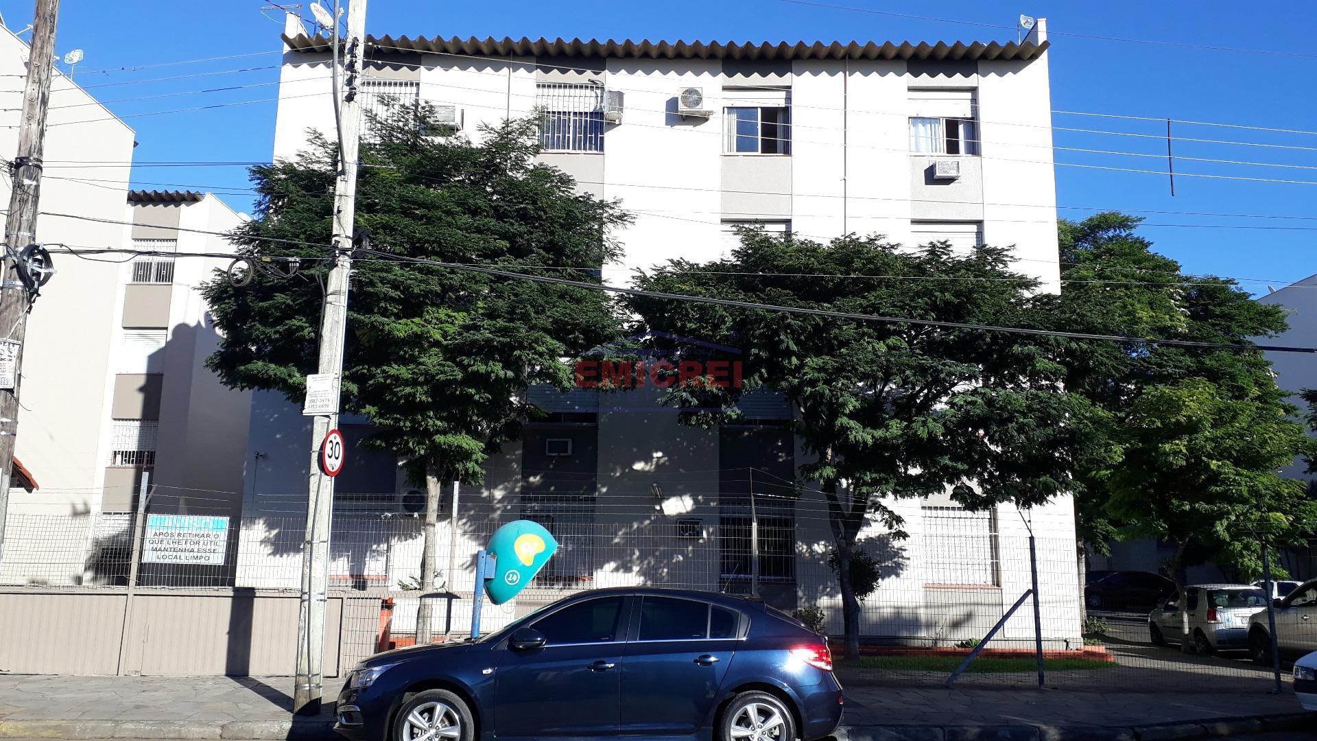 Apartamento no Charrua em São Leopoldo, 2 dormitórios, gesso, massa corrida, porcelanato, iluminação led, semi-mobiliado.