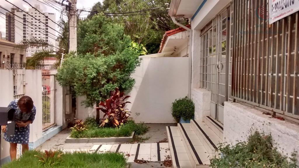 Casa comercial para locação, Vila Itapura, Campinas.