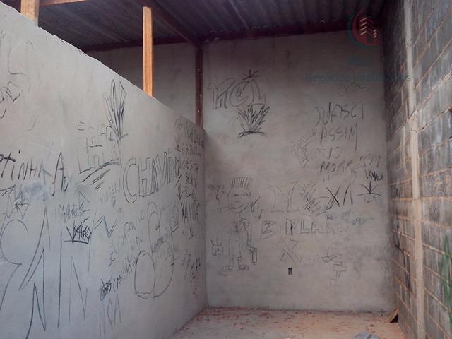 Barracão comercial à venda, Jardim Paraíso de Viracopos, Campinas.