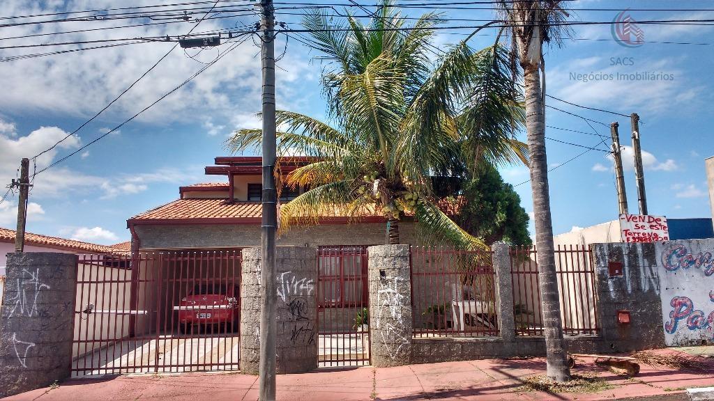 Sobrado residencial para venda e locação, Parque Universitário de Viracopos, Campinas - SO0010.