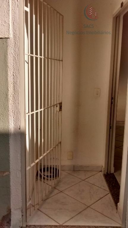 Apartamento residencial para locação, Vila Marieta, Campinas.