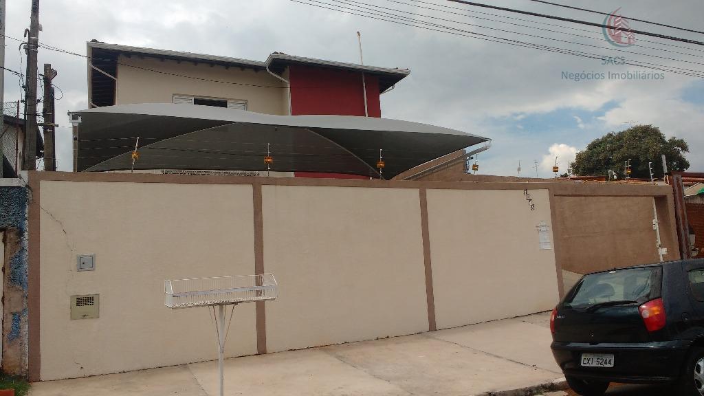 Sobrado residencial à venda, Jardim Novo Campos Elíseos, Campinas - SO0011.