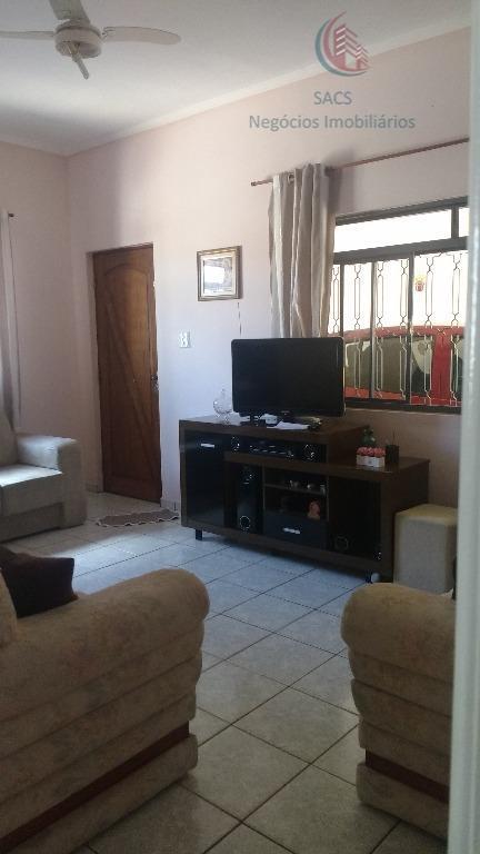 Casa residencial à venda, Jardim Leonor, Campinas.