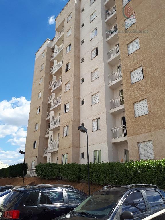 Apartamento residencial para locação, Parque Dom Pedro II, Campinas.
