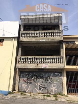 Casa Residencial à venda, Santo Antônio, Osasco - CA0818.