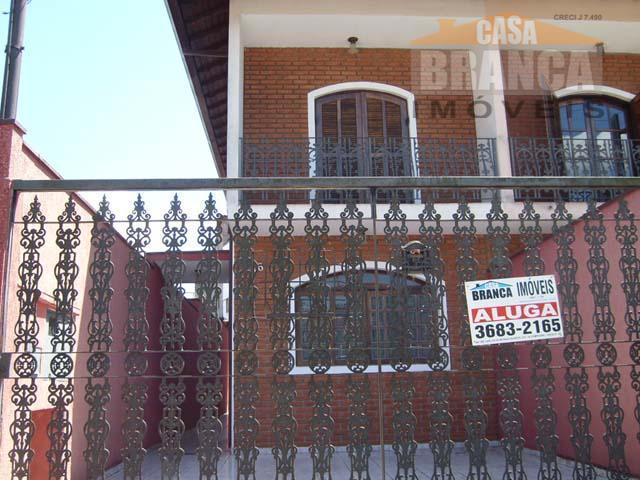 Sobrado residencial para locação, Jardim D Abril, Osasco.