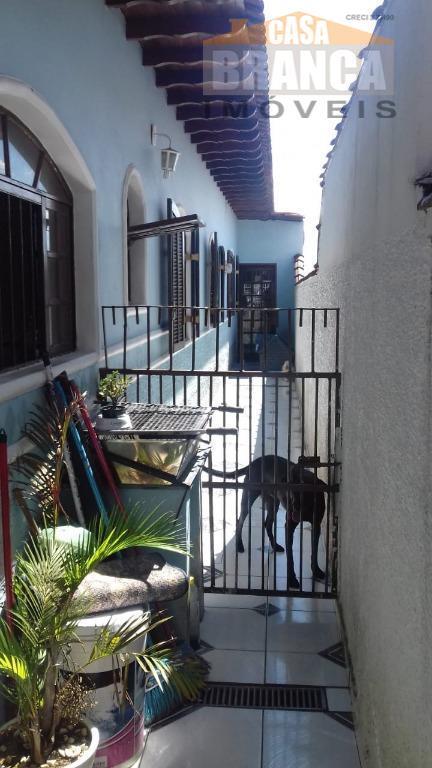 Casa com 3 dormitórios à venda, 90 m² por R$ 400.000 - Jardim São Victor - Osasco/SP