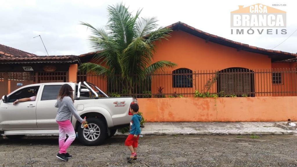 Casa com 2 dormitórios à venda, 120 m² por R$ 270.000 - Vila Caiçara - Praia Grande/SP