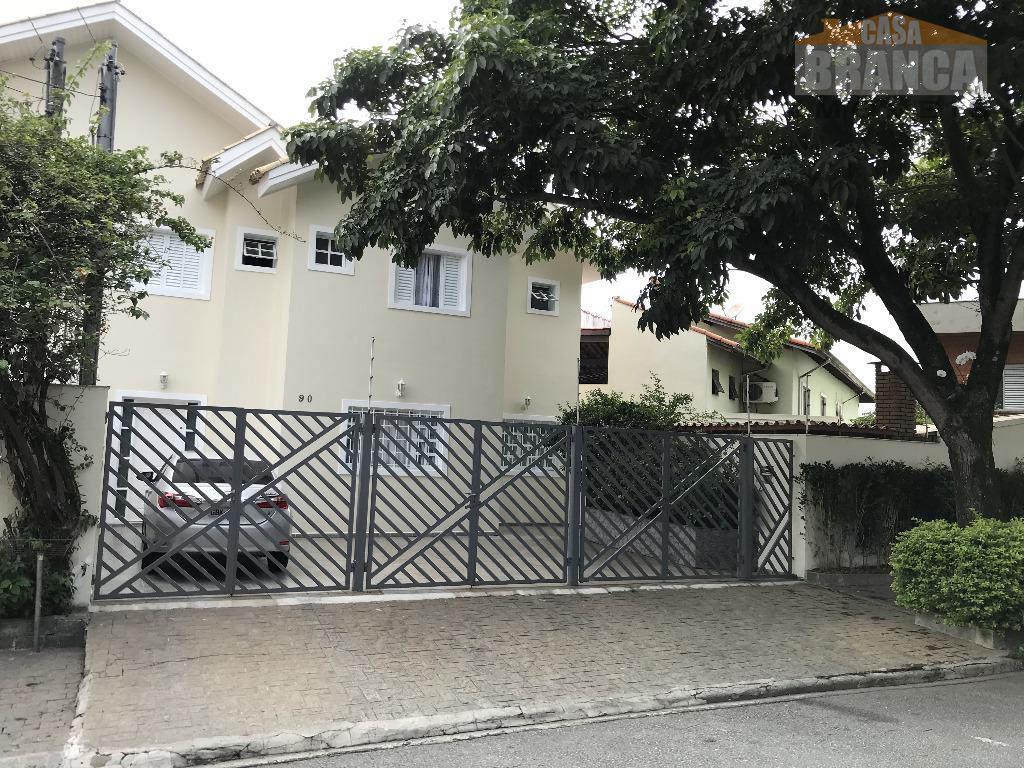 Sobrado com 3 Suítes à venda, 190 m² por R$ 750.000 - Vila São Francisco - São Paulo/SP