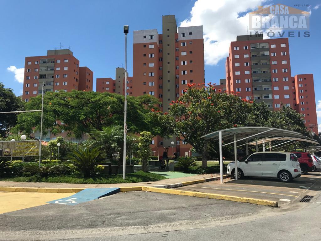 Apartamento com 3 dormitórios à venda, 70 m² por R$ 250.000 - Piratininga - Osasco/SP