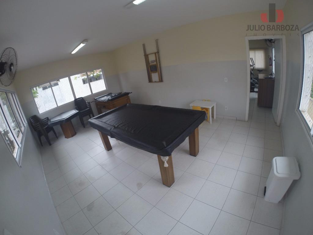2 dorms, sala 2 ambientes, cozinha, banheiro, lavabo, 1 vaga, 62 m² área útil, lazer completo