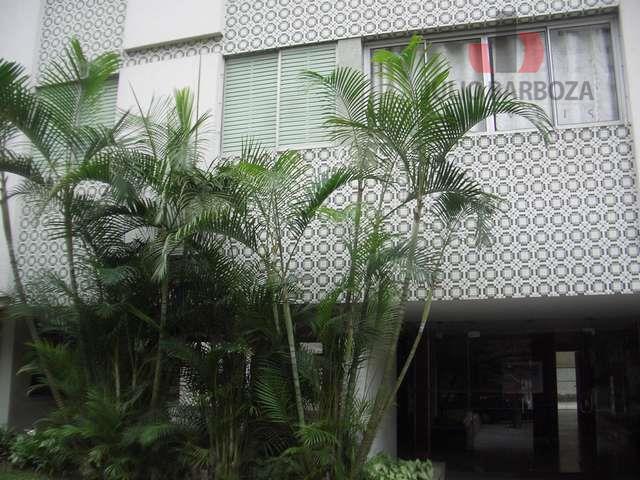 Apartamento com 2 dormitórios para alugar, 85 m² por R$ 2.700/mês - Moema - São Paulo/SP