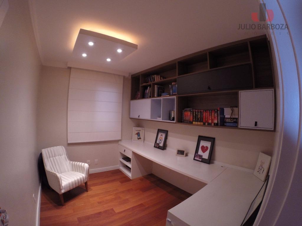 apto mobiliado, 3 suítes planejadas, sala ampliada com terraço gourmet, cozinha planejada, lavanderia com armários, despensa,...