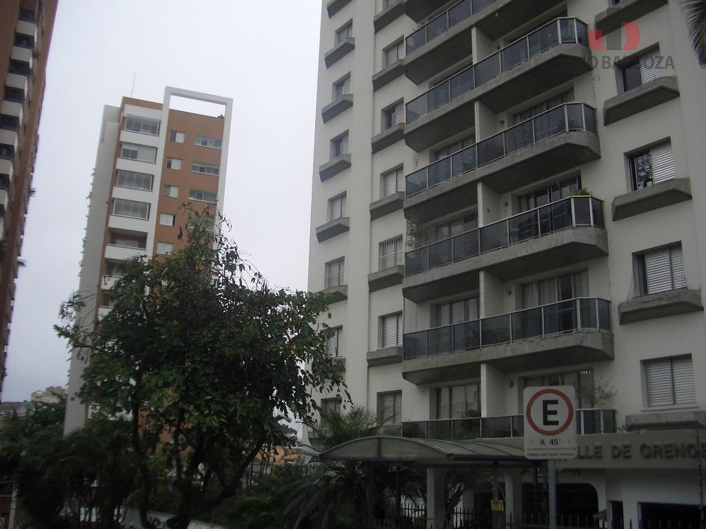 Apto 3 dormitórios com suíte, 2 vagas - Vila Mascote!