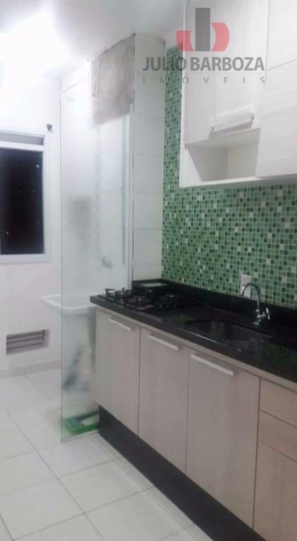 2 dorms sendo 1 suite, sala com sacada, cozinha planejada, banheiros com box e gabinetes, lavanderia,...