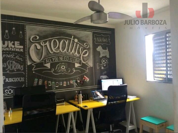 Apartamento residencial para venda e locação, Jardim Flor da Montanha, Guarulhos.