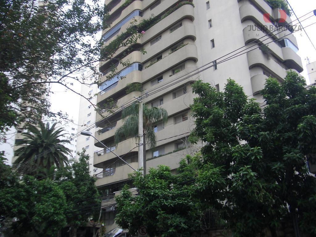 Apartamento residencial para venda e locação, Moema Pássaros, São Paulo.