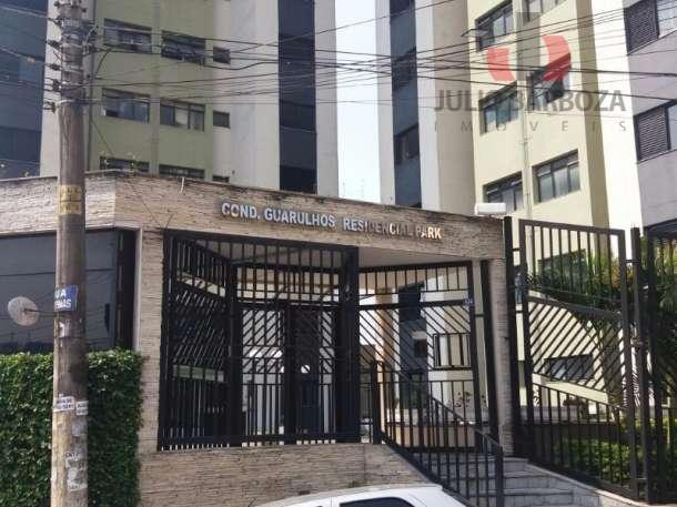 Apartamento residencial para locação, Vila Rosália, Guarulhos.