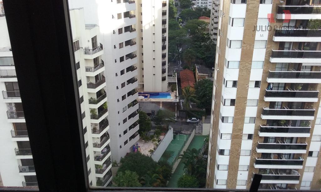 Apartamento Duplex residencial para locação, Moema, São Paulo.