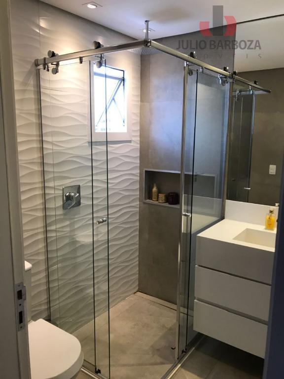 cobertura 100% reformada por arquiteto renomado em 2017 - 2 quartos, sendo 1 suíte - 5...