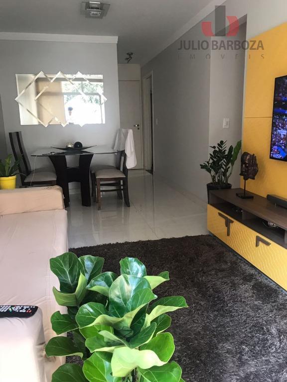 excelente oportunidade! apartamento totalmente reformado, disponível para venda, composto por 2 dormitórios, sala, sacada, banheiro, cozinha,...