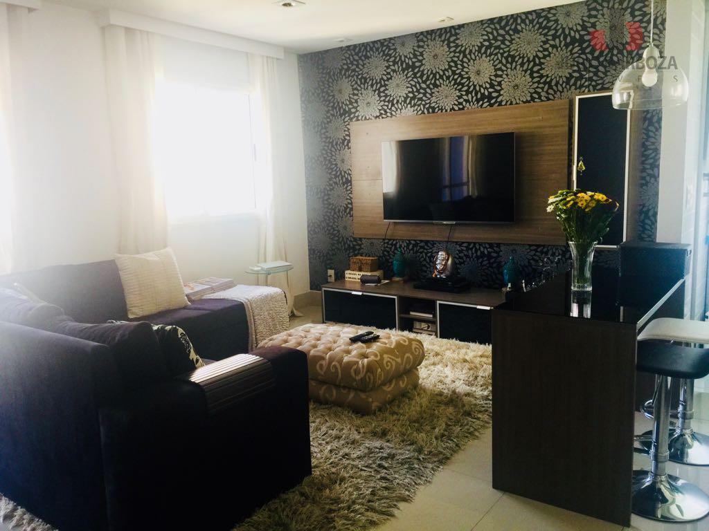 Apartamento Duplex residencial à venda, Moema, São Paulo.