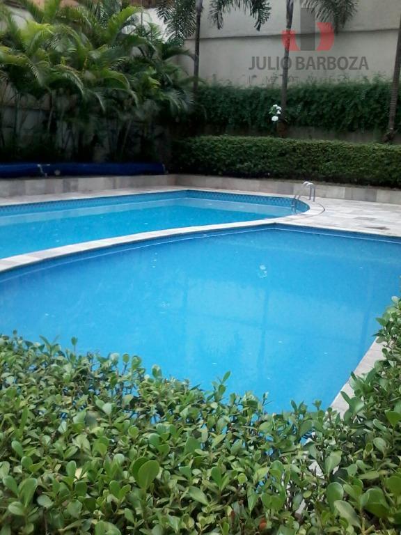 Apartamento com 2 dormitórios à venda, 98 m² por R$ 978.000 - Moema - São Paulo/SP