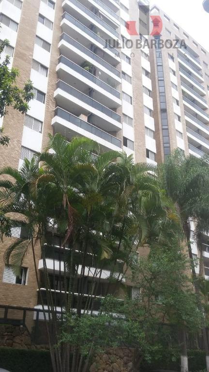 Apartamento com 3 dormitórios à venda, 98 m² por R$ 1.200.000 - Moema - São Paulo/SP