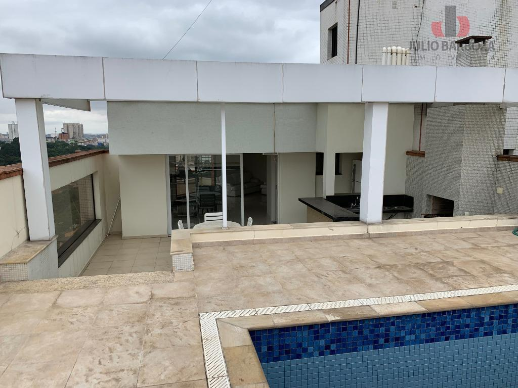 Apartamento com 4 dormitórios à venda, 360 m² por R$ 2.120.000 - Centro - Guarulhos/SP