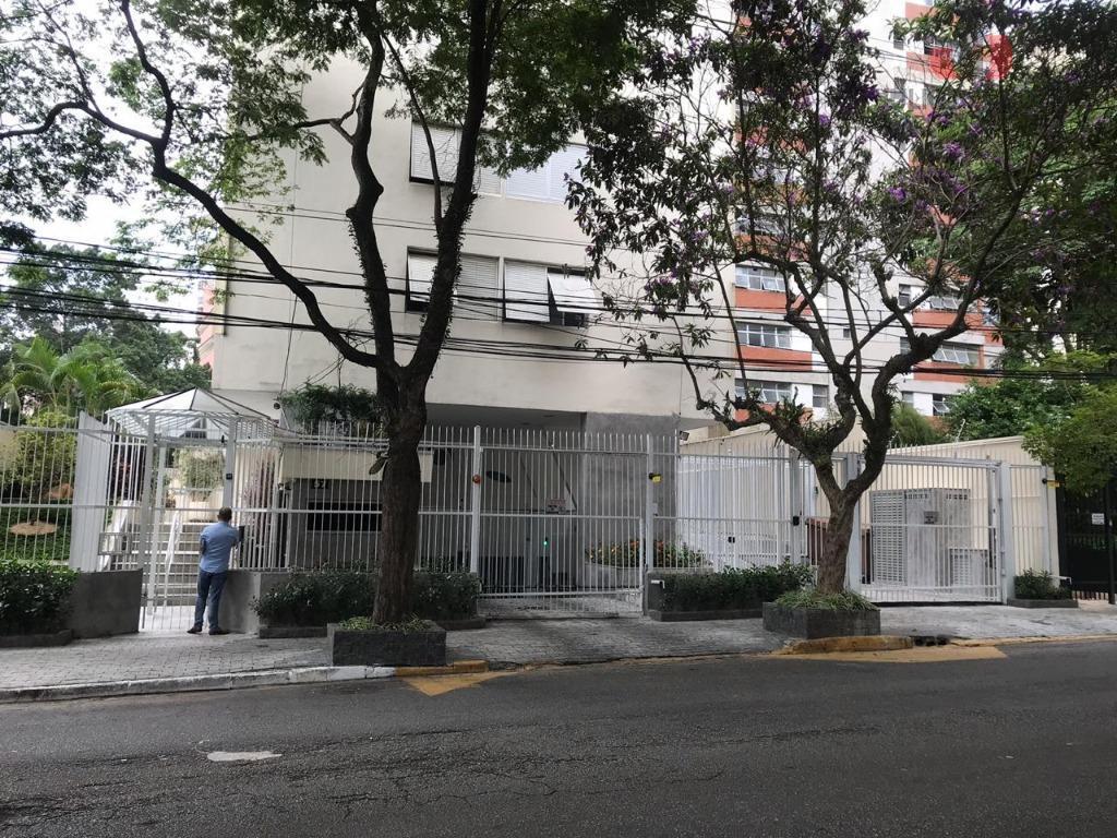 Apartamento residencial à venda, Moema Pássaros, São Paulo - AP0543.