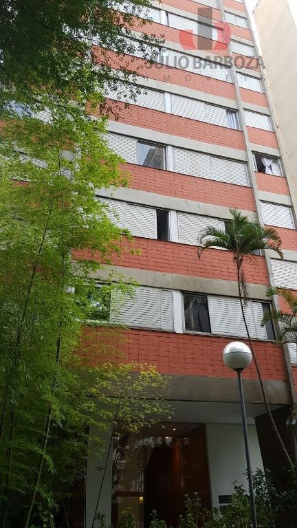 Apartamento com 2 dormitórios à venda, 54 m² por R$ 580.000 - Vila Olímpia - São Paulo/SP