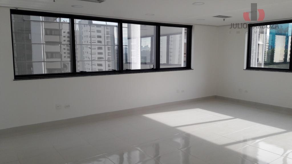 Conjunto para alugar, 50 m² por R$ 2.500/mês - Moema - São Paulo/SP