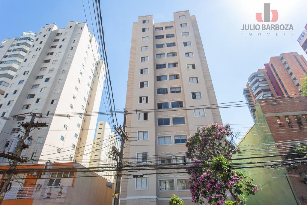 Apartamento com 2 dormitórios à venda, 60 m² por R$ 720.000 - Moema Pássaros - São Paulo/SP