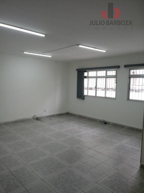 Sala para alugar, 33 m² por R$ 1.650/mês - Saúde - São Paulo/SP