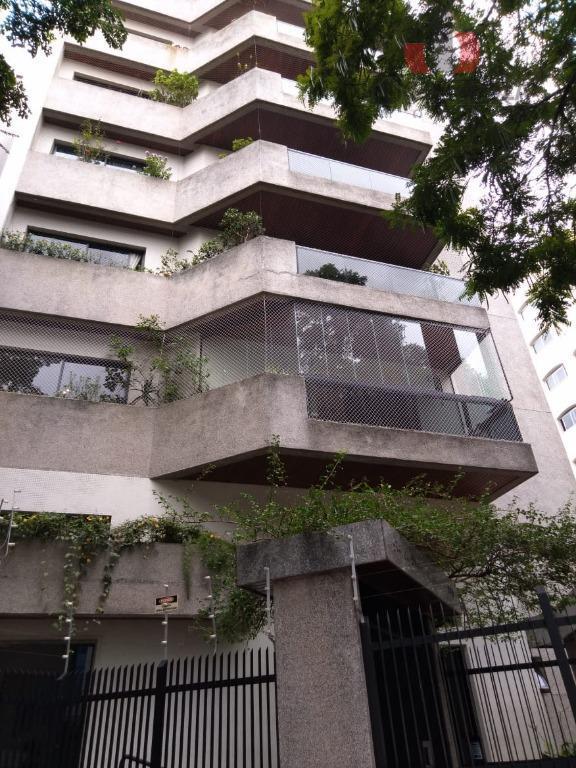 Apartamento com 4 dormitórios à venda, 188 m² por R$ 2.000.000 - Moema - São Paulo/SP