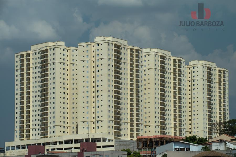 Apartamento com 3 dormitórios para alugar, 76 m² por R$ 1.550/mês - Picanco - Guarulhos/SP