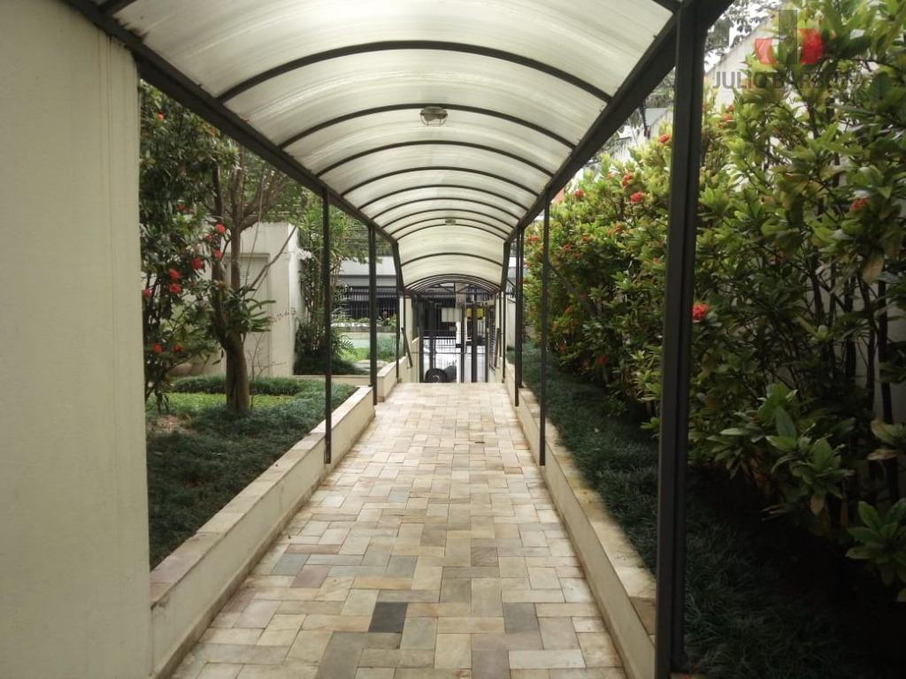 Apartamento com 2 dormitórios à venda, 62 m² por R$ 600.000 - Indianópolis - São Paulo/SP