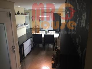 Apartamento residencial à venda, Vila Gumercindo, São Paulo.