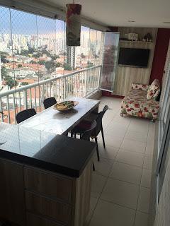 111 au - 3 dts sendo 1 suite, com varanda gourmet, 2vagas, lazer completo, aceita imove...