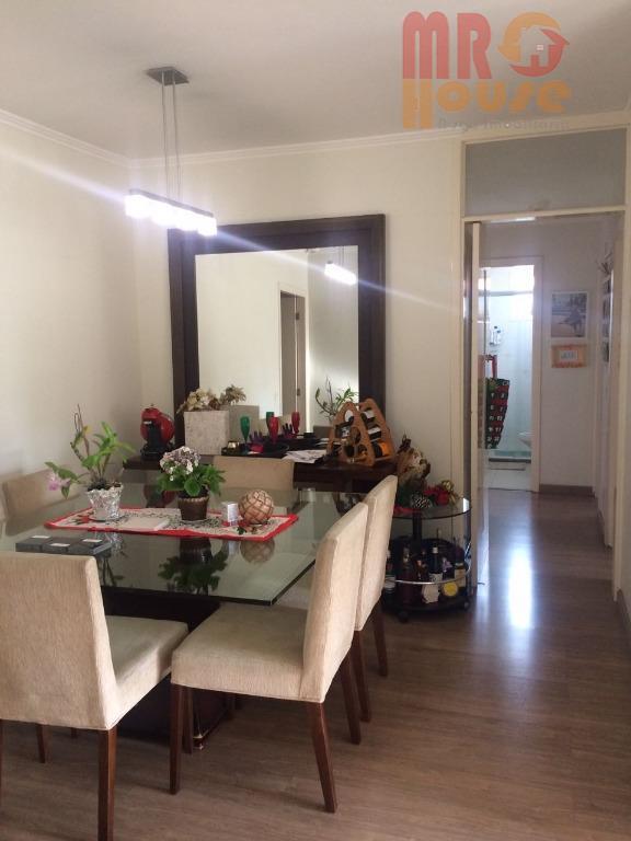 Apartamento residencial à venda, Vila Dom Pedro I, São Paulo.